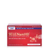 Thực phẩm chức năng hỗ trợ chống lão hóa SELENgoldHD 30 viên