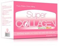 Thực Phẩm Chức Năng Hỗ Trợ Chống Nhăn Và Làm Đẹp Da VitaminMart Super Collagen (Hộp 100g)