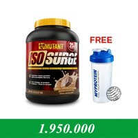 Thực phẩm chức năng Iso Surge 5Lbs