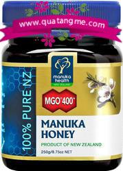 Thực Phẩm Chức Năng Mật Ong MGO 400+ Manuka Honey