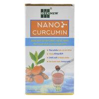 Thực phẩm chức năng NaNo Curcumin (50ml)