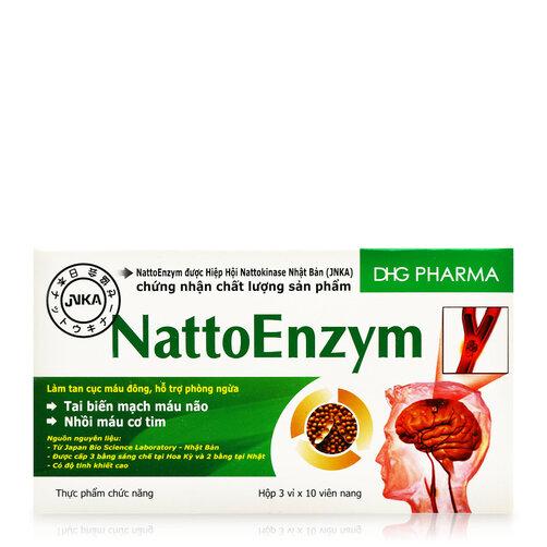 Thực phẩm chức năng NattoEnzym 30 viên