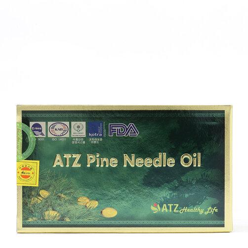 Thực phẩm chức năng tinh dầu thông ATZ Healthy Life Pine Needle Oil 60 viên