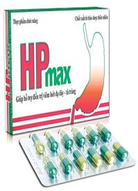 Thực phẩm chức năng Viên nang HP max