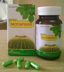 Thực phẩm chức năng Viên uống Motaphan