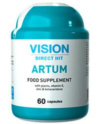 Thực phẩm chức năng Vision Artum