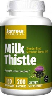 Thực phẩm dinh dưỡng Jarrow Formulas Milk Thistle Standardized Silymarin Extract