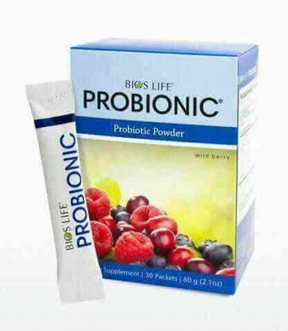 Thực phẩm hỗ trợ hệ tiêu hóa khỏe mạnh Probionic Unicity