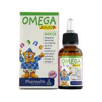 Thực phẩm Omega Junior phát triển não bộ và mắt