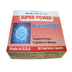 Thực phẩm tăng cường chức năng não bộ Super Power BrainSmart