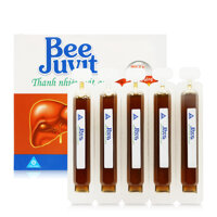 Thức uống Bee Juvit thanh nhiệt mát gan 20 ống