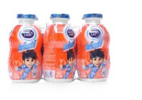Thức uống bổ sung dinh dưỡng Fristi vị cam lốc 6 chai x 80m