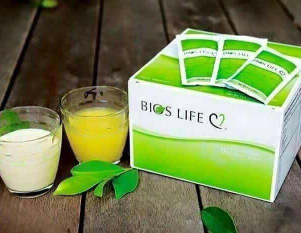 Thức uống cải thiện vấn đề tim mạch huyết áp Bios Life C Của Unicity