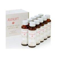 Thức uống Collagen và vitamin C làm trắng da Astalift Drink WhiteShield
