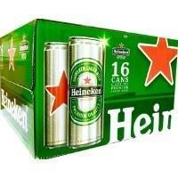 Thùng 16 lon Bia Heineken 330ml