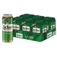 Thùng bia Licher 24 lon 500ml