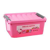 Thùng đựng đồ Lock&Lock LKT111P Hello Kitty 15L