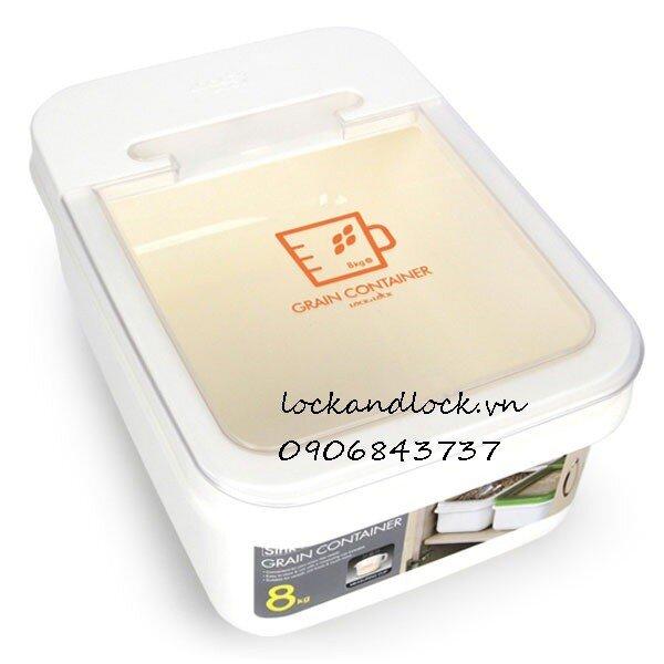 Thùng đựng gạo Lock&Lock HPL530W 8kg