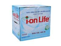 Thùng nước khoáng I-on Life - 1.25 lít, 12 chai