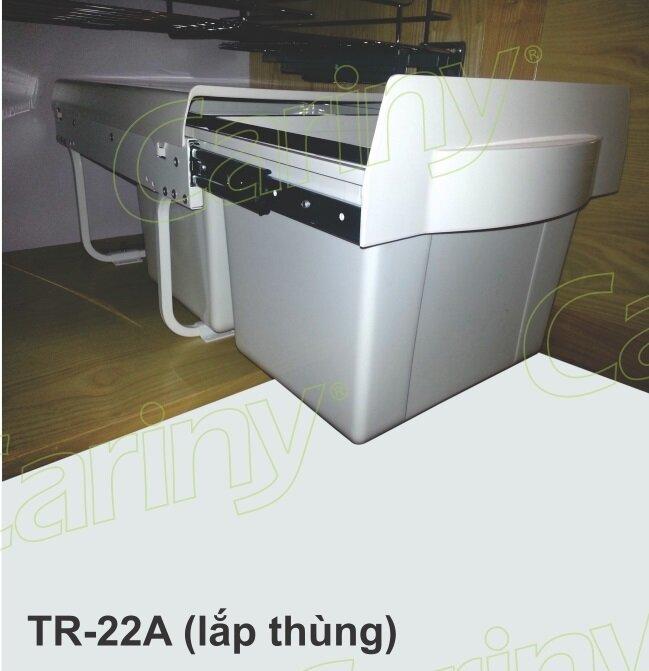 Thùng rác Cariny TR 22A, 2 ngăn