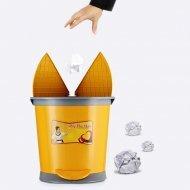 Thùng rác Tashuan hình quạt 45 độ tiết kiệm không gian