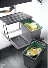 Thùng rác thông minh Eurogold E008