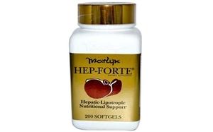 Thuốc bổ gan Hep Forte lọ 200 viên của Mỹ