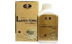 Thuốc bổ gan Liver Tonic Auhealth 7000mg hộp 365 viên Úc
