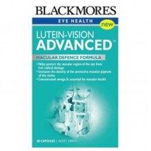 Thuốc bổ mắt Blackmores Lutein-Vision Advanced 60 viên
