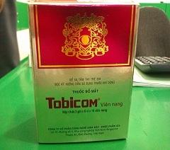Thuốc bổ mắt Tobicom