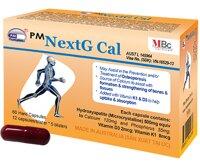 Thuốc bổ sung canxi NextG Cal