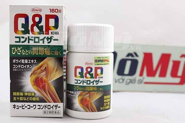 Thuốc bổ xương khớp Kowa Nhật