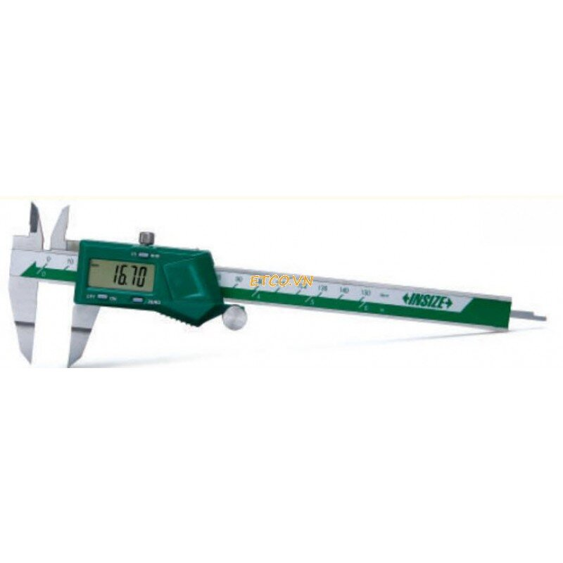 Thước cặp điện tử INSIZE 1119-150w, 0-150mm/0-6