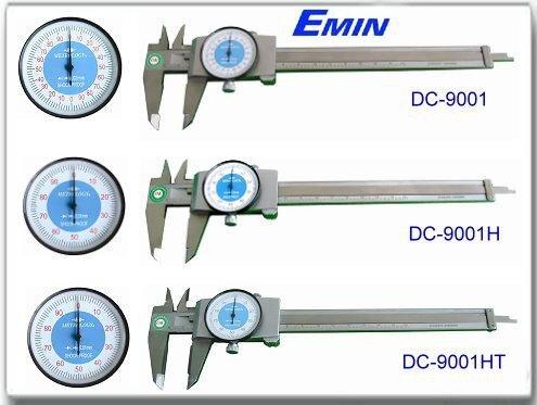 Thước cặp đồng hồ Metrology DC-9001HT