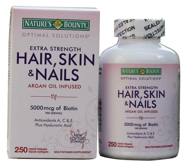 Thuốc chăm sóc tóc móng Collagen Hair Skin Nail