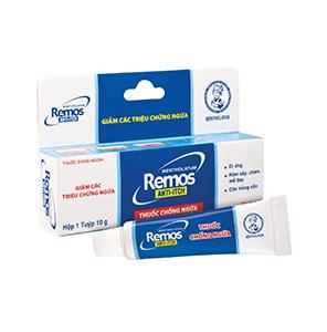 Thuốc chống ngứa Mentholatum Remos Anti Itch