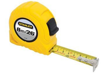Thước cuộn lá thép Stanley 30-496, 5m