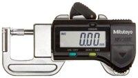 Thước đo độ dày điện tử Mitutoyo 700-119-20