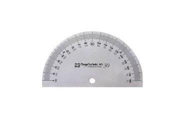 Thước đo góc 0-180 độ Niigata PRT192-120S