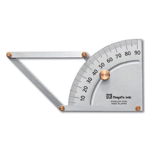 Thước đo góc trong Niigata IP-90, 10-90°