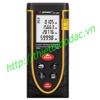Thước đo khoảng cách laser Sndway SW-M80
