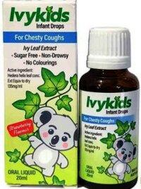 Thuốc ho Ivy Kids - 20ml