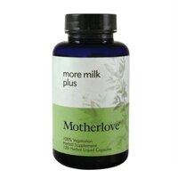 Thuốc lợi sữa thảo dược Motherlove 120 viên