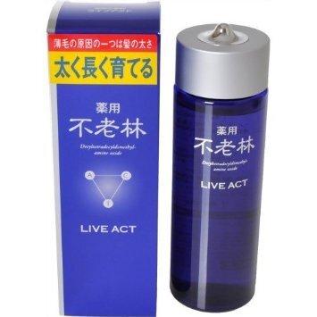 Thuốc mọc tóc cho người hói đầu shiseido Live Act