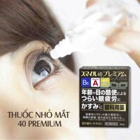 Thuốc nhỏ mắt 40 Premium
