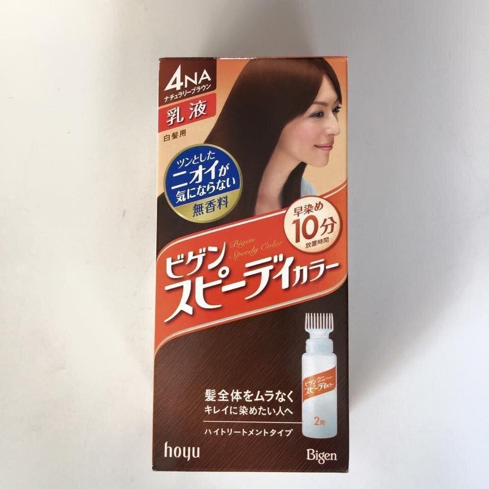 Thuốc nhuộm tóc bạc Bigen 4G của Nhật