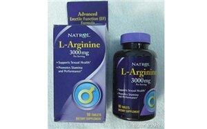 Thuốc thảo dược L-Arginine 3000mg dành cho nam giới (hộp 90 viên)