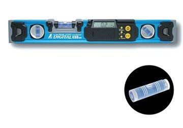 Thước thủy điện tử có nam châm Shinwa 76349, 450mm