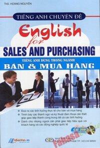 Tiếng Anh Dùng Trong Ngành Bán Và Mua Hàng