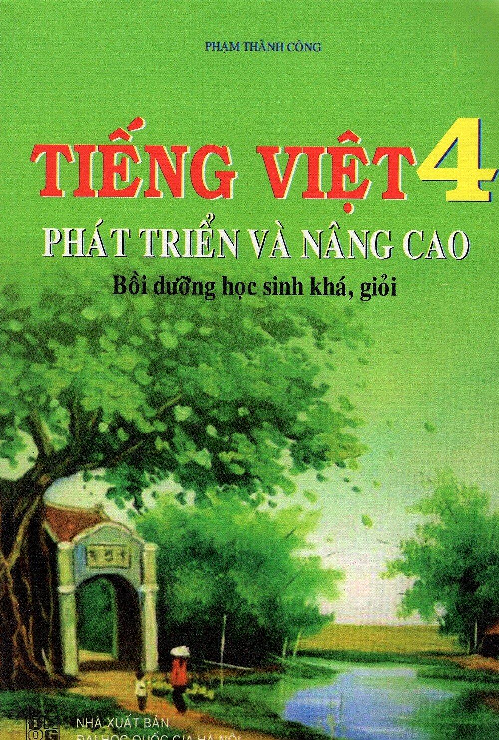 Tiếng Việt phát triển và nâng cao 4
